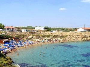 Пляж Каппарис (Kapparis Beach)