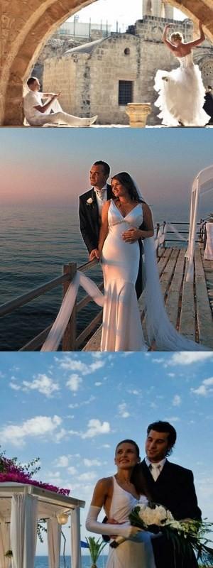 Свадьба на Кипре: венчание, символическая церемония