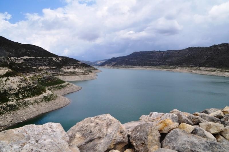 Список водоемов Кипра где можно половить рыбу