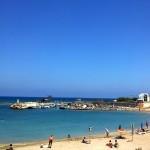 Пляж Агиа-Триада (Agia Triada Beach)