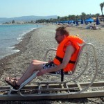 Пляжи для инвалидов на Кипре